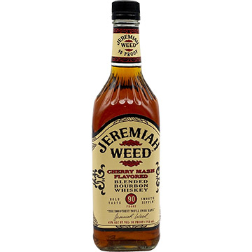 Jeremiah Weed Cherry Mash Flavored Blended Bourbon Whiskey