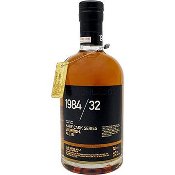 Bruichladdich 1984 All In 32 Year Old Scotch