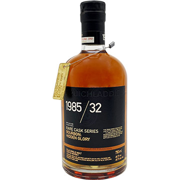 Bruichladdich 1985 Hidden Glory 32 Year Old Scotch