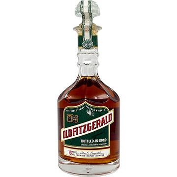 Old Fitzgerald 13 Year Old Bottled In Bond