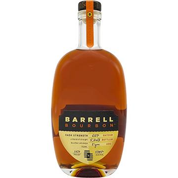 Barrell Bourbon Batch #27 Whiskey