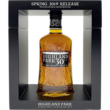 Highland Park 30 Year Old Spring 2019 Release