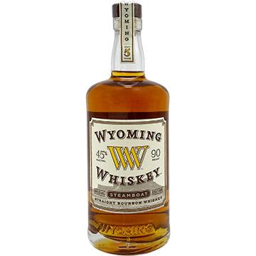 Wyoming Whiskey Steamboat