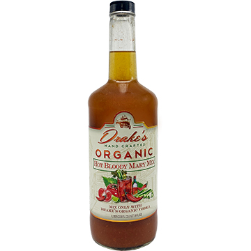 Drake's Organic Hot Bloody Mary Mix
