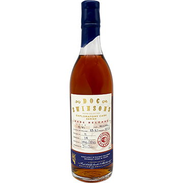Doc Swinson's 15 Year Old Exploratory Cask Series Release No. 11
