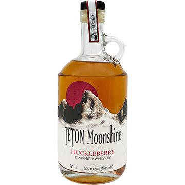 Grand Teton Moonshine Huckleberry Whiskey
