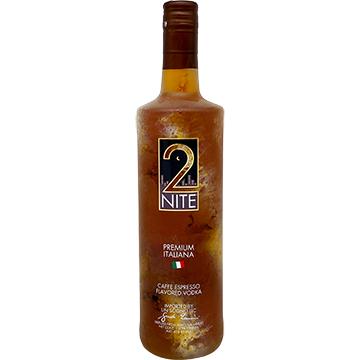 2Nite Caffe Espresso Vodka