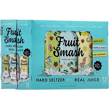 New Belgium Fruit Smash Hard Seltzer