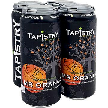 Tapistry Gin Barrel-Aged Mr. Orange