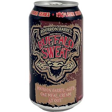 Tallgrass Bourbon Barrel Aged Buffalo Sweat Oatmeal Cream Stout