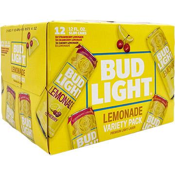 Bud Light Lemonade Variety Pack