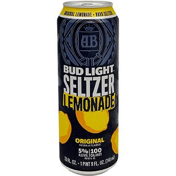 Bud Light Seltzer Original Lemonade