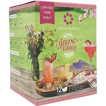 Drinkworks Spring Sippers Variety Pack