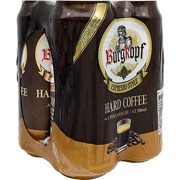 Burgkopf Hard Coffee