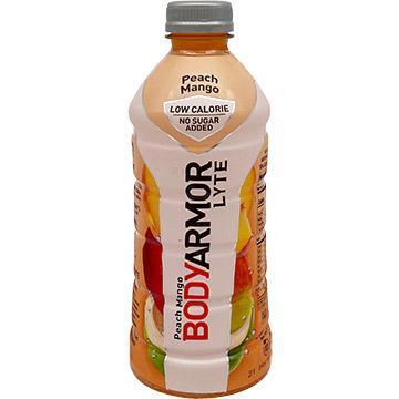 Bodyarmor Lyte Peach Mango