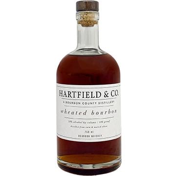Hartfield & Co. Wheated Bourbon Whiskey