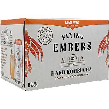 Flying Embers Grapefruit Thyme