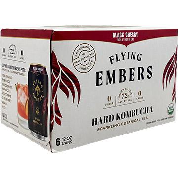 Flying Embers Black Cherry