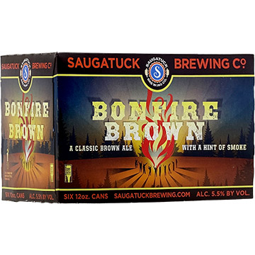 Saugatuck Bonfire Brown