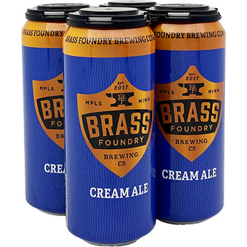 Brass Foundry Cream Ale