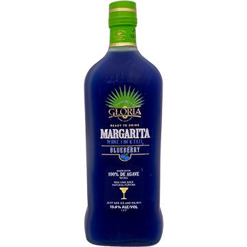 Rancho la Gloria Blueberry Margarita