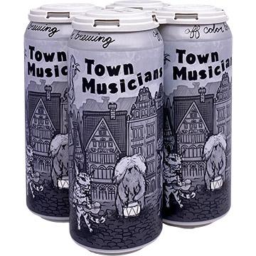 Off Color Town Musicians