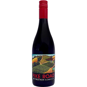 Pike Road Pinot Noir 2017