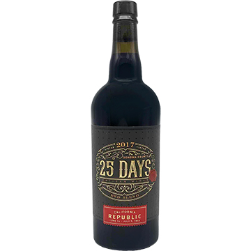 25 Days Red Blend 2017