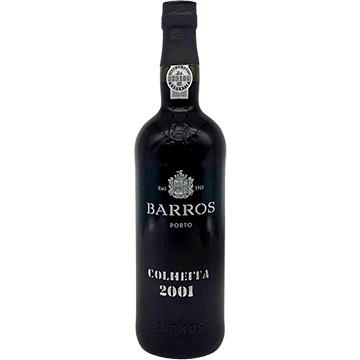 Barros Colheita Port 2001