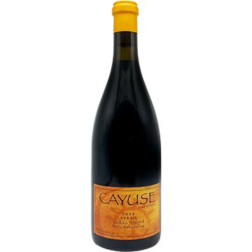 Cayuse Cailloux Vineyard Syrah 2018