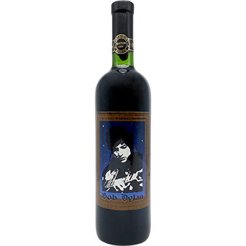 Celebrity Cellars Bob Dylan Collector's Edition 1996