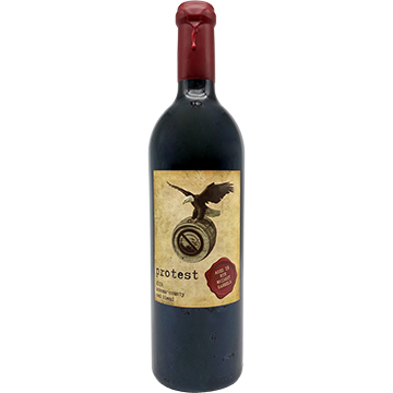 Chateau Diana Protest Red Blend Aged in Rye Whiskey Barrels 2018