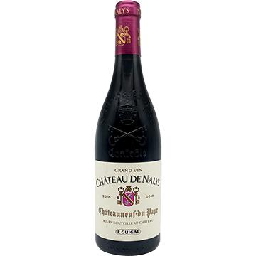 E. Guigal Chateau de Nalys Chateauneuf-du-Pape Grand Vin 2016
