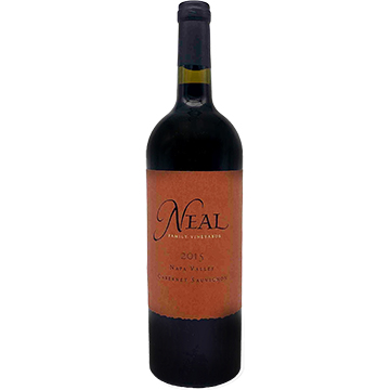Neal Family Vineyards Napa Valley Cabernet Sauvignon 2015