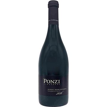 Ponzi Pinot Noir Reserve 2016