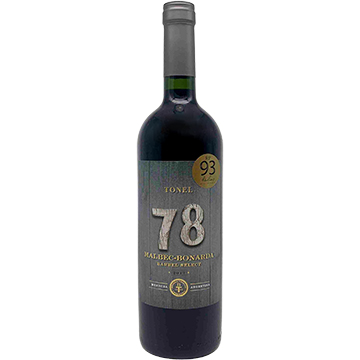 Tonel 78 Barrel Select Malbec-Bonarda 2017
