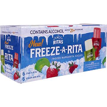 Bud Light Ritas Freeze-A-Rita Variety Pack