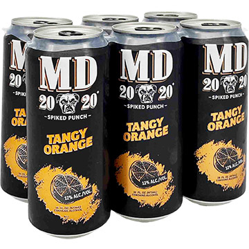 MD 20/20 Spiked Punch Tangy Orange