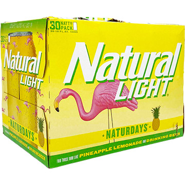 Natural Light Naturdays Pineapple Lemonade