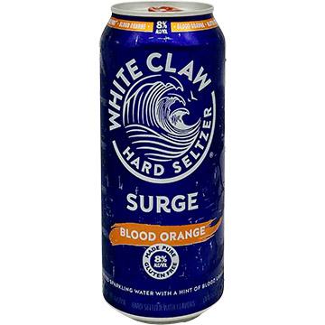 White Claw Hard Seltzer Surge Blood Orange