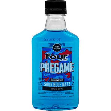 Four Loko Pregame Sour Blue Razz