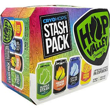 Hop Valley Cryo Hops Stash IPA Variety Pack