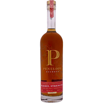 Penelope Bourbon Four Grain Barrel Strength