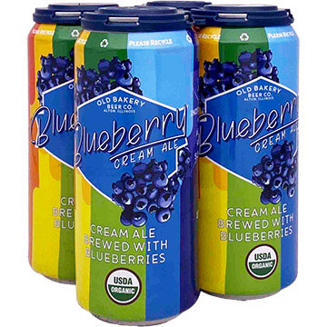 Old Bakery Blueberry Cream Ale