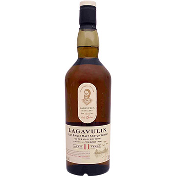 Lagavulin 11 Year Old Offerman Edition Finished in Guinness Casks