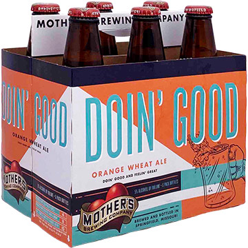 Mother's Brewing Doin' Good