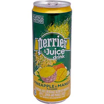 Perrier & Juice Pineapple & Mango