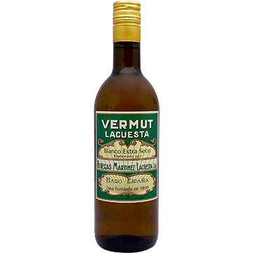 Martinez Lacuesta Blanco Extra Seco Vermouth