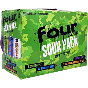Four Loko Sour Pack