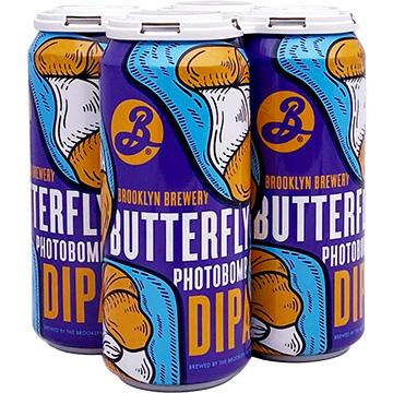 Brooklyn Butterfly Photobomb DIPA